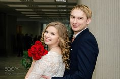 Just married by RobertasRodzevicius
