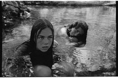 by Penko Skumov / Girls in the river II, 2017 Film, Mona Lisa, River, Black And White, Couple Photos, Artwork, Photography, Black People, Movie