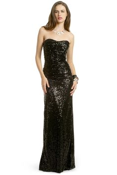 Rent Party All Night Gown by Badgley Mischka at Rent the Runway.