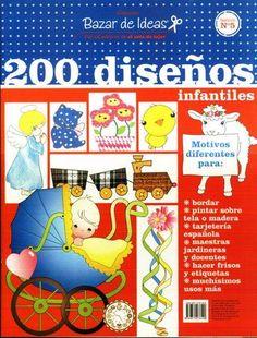 200 diseños infantiles - vivian sierra - Álbumes web de Picasa