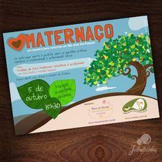 Cartaz para Evento || Maternaço