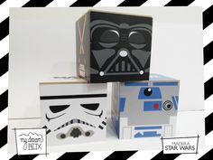 Souvenir Caja Personalizada Madera 7cm2 Star Wars Soldado - $ 42,00 en MercadoLibre