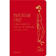 Book on Parisian fashion by Ines de la Fressange