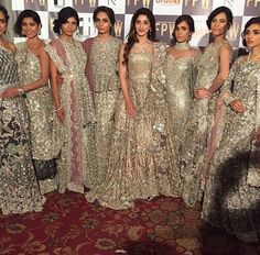 Republic womenswear Pakistani couture