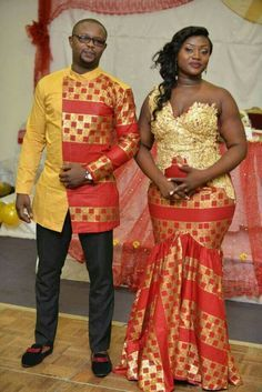 African American Fashion Blazer And Skirt Couples African Outfits, African Shirts, Latest African Fashion Dresses, African Dresses For Women, African Print Dresses, African Women, Ankara Fashion, Couple Outfits, African American Fashion