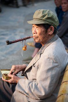 Zhaoxing, Guizhou province, China
