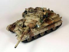 AMX 30 B2 by Kristof Pulinckx