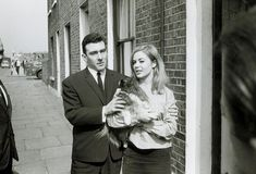 Frances was Fancied by Freakish Family of Twins - Portraitfotografie South London, Old London, Mafia Wives, The Krays, Life Of Crime, Old Couples, Guys And Dolls, Brigitte Bardot, Vintage Beauty