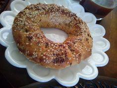 Healthy School Snacks, Deli, Bagel, Healthy Recipes, Healthy Food, Bread, Healthy Foods, Brot, Healthy Eating Recipes