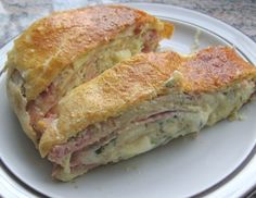 Ham and Cheese Strudel – Sandwich Whole30 Recipes Lunch, Quick Lunch Recipes, Easy Whole 30 Recipes, Curry Recipes, Beef Recipes, Avocado Salad Recipes, Chicken Parmesan Recipes, Ham And Cheese, Food Porn