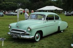 1949 Chevrolet Deluxe Fleetline 2 door