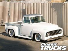 1953 - 1956 F-100 Pickup Trucks | Trucks, Pickup trucks and Ford ...