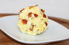 """The Monogrammed Mom: Bacon Egg Salad """"Sliders"""" {Whole 30 Approved}"""
