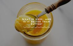 What is ghee is a detail research probe, but in one word, ghee can be explained as a unique dairy product. But this is really not an expressive definition of ghee. Milk Curd, Cow Ghee, Making Ghee, Grass Fed Ghee, Happy Cow, Slow Cooking, Raw Materials, Superfoods, Dairy