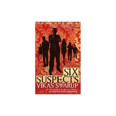 Six Suspects - English Wooks