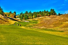 #12 at Chambers Bay Golf Course - Location of the 2015 U.S. Open Championship