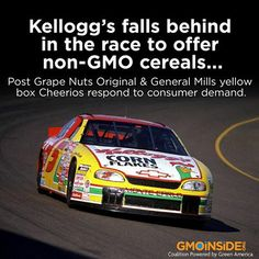 All Eyes Now On Kellogg's As General Mills and Post Foods Throw Down Non-GMO Gauntlet. More: http://www.foodnavigator-usa.com/Markets/Euromonitor-All-eyes-now-on-Kellogg-as-Gen-Mills-and-Post-Foods-throw-down-Non-GMO-gauntlet