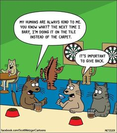 By Scott Metzger Cartoons