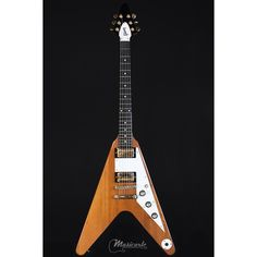 Gibson Flying V Natural Limited Edition 1998