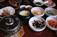 Icheon Hanjeongsik. Korean Meal for lunch