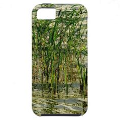 Reed in water iPhone 5 case