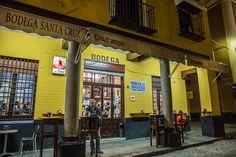 스페인 세비야 맛집 / 타파스바 BODEGA SANTA CRUZ : 네이버 블로그