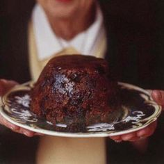 Christmas Pudding: This recipe from Peter Ward, proprietor of Country Choice in Nenagh, Ireland, was served with our choice of brandy butter or boozy whipped cream. [click for recipe]