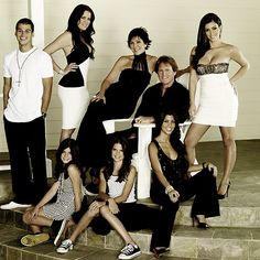 Olympic decathlete Bruce Jenner and paparazzi favorite Kim Kardashian star  in this new reality show about two huge Hollywood families coming together. 46c0c4964