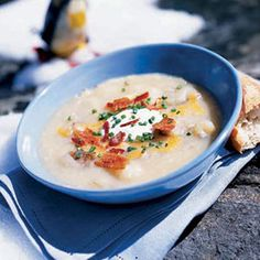 Baked-Potato Soup