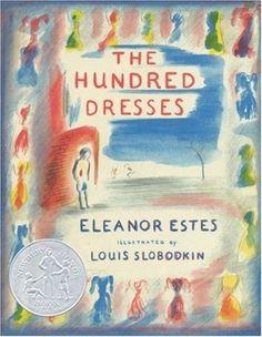 The Hundred Dresses -- 1945 Newbery Honor Book