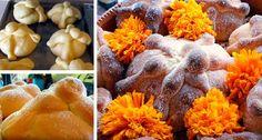 """Una de las delicias de latradición mexicana del Día de los Muertos, es sin duda el exquisito """"Pan de Muerto"""", con su consistencia suave, azucarada y suincomparable aroma hace que estas fechas sean de las"""