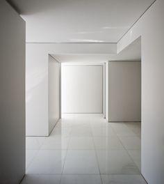 Fran Silvestre Arquitectos. Atrium House  | #FranSilvestreArquitectos #AtriumHouse #Architecture #Arquitectura #Design #InteriorDesign #Spain #SpanishArchitecture #White