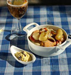 Cotriade bretonne au cidre - Recettes de cuisine de Bretagne