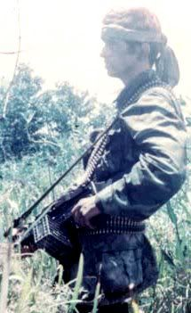 navy seals vietnam weapons | The Stoner 63A hung around for a few years after Vietnam, until the ...