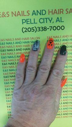Pell City, Class Ring, Salons, Nail Designs, Nails, Finger Nails, Lounges, Ongles, Nail Desings