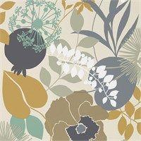 Harlequin Wallpaper - Doyenne