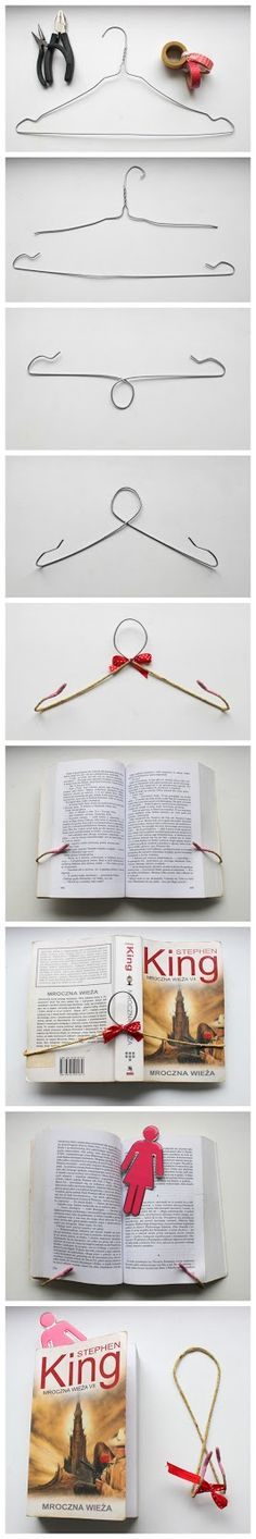 Second Life of Things: DIY: Simple Book Holder