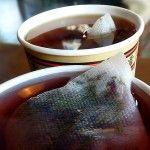 10 façons de recycler ses sachets de thé