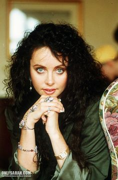 Photo of Sarah Brightman for fans of Sarah Brightman 23981026 Sarah Brightman, Beautiful Voice, Beautiful Person, Most Beautiful, Darry, Phantom Of The Opera, Amazing Women, The Voice, Curly Hair Styles