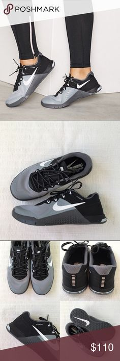 Women's Nike Metcon 2 Crossfit Training Shoes Women's Nike Metcon 2 Crossfit Training Shoes Style/Color: 821913-001  • Women's size 8  • NEW in box (no lid) • No trades •100% authentic Nike Shoes Sneakers