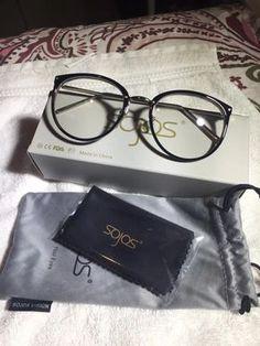 Decoração do vintage Óculos Ópticos Quadro miopia rodada de metal das  mulheres dos homens unisex óculos c15402722c