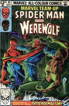 Cover for Marvel Team-Up (Marvel, 1972 series) #93 [Newsstand]