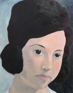 At Last, Original Painting by Elizabeth Bauman