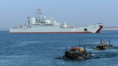 Kiev empieza en el Mar Negro los ejercicios militares conjuntos con la OTAN