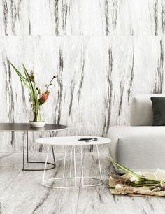 Airy - Small coffee table - Muuto Danish minimal design table
