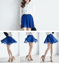 <b>Tulle skirts, all day.</b>