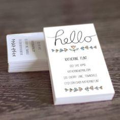 DIY-printable-business-card-template-hello