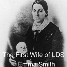 """""""#FilmHerStory Emma Smith,1st of Prophet Joseph Smith&early leader in the LDS church. I want HER take on polygamy."""""""