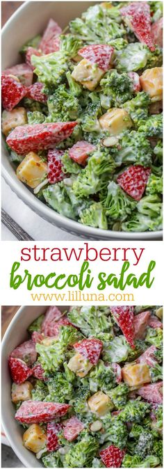 Strawberry Broccoli