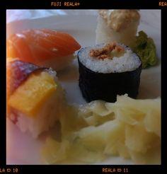 Bit of a sushi.